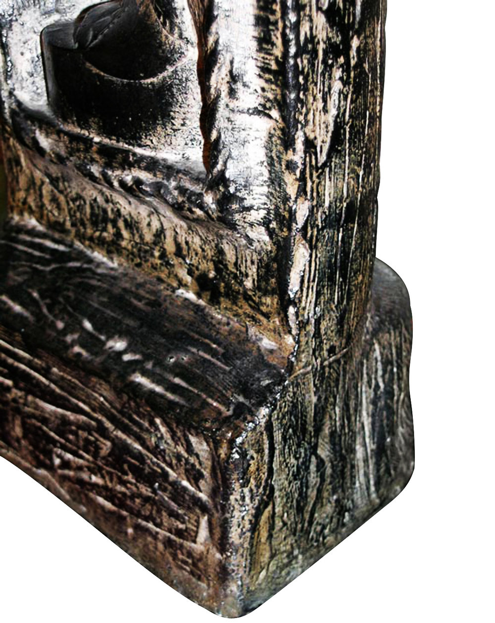 American 50 figural African plaster tablelamps48 hires detail4.jpg