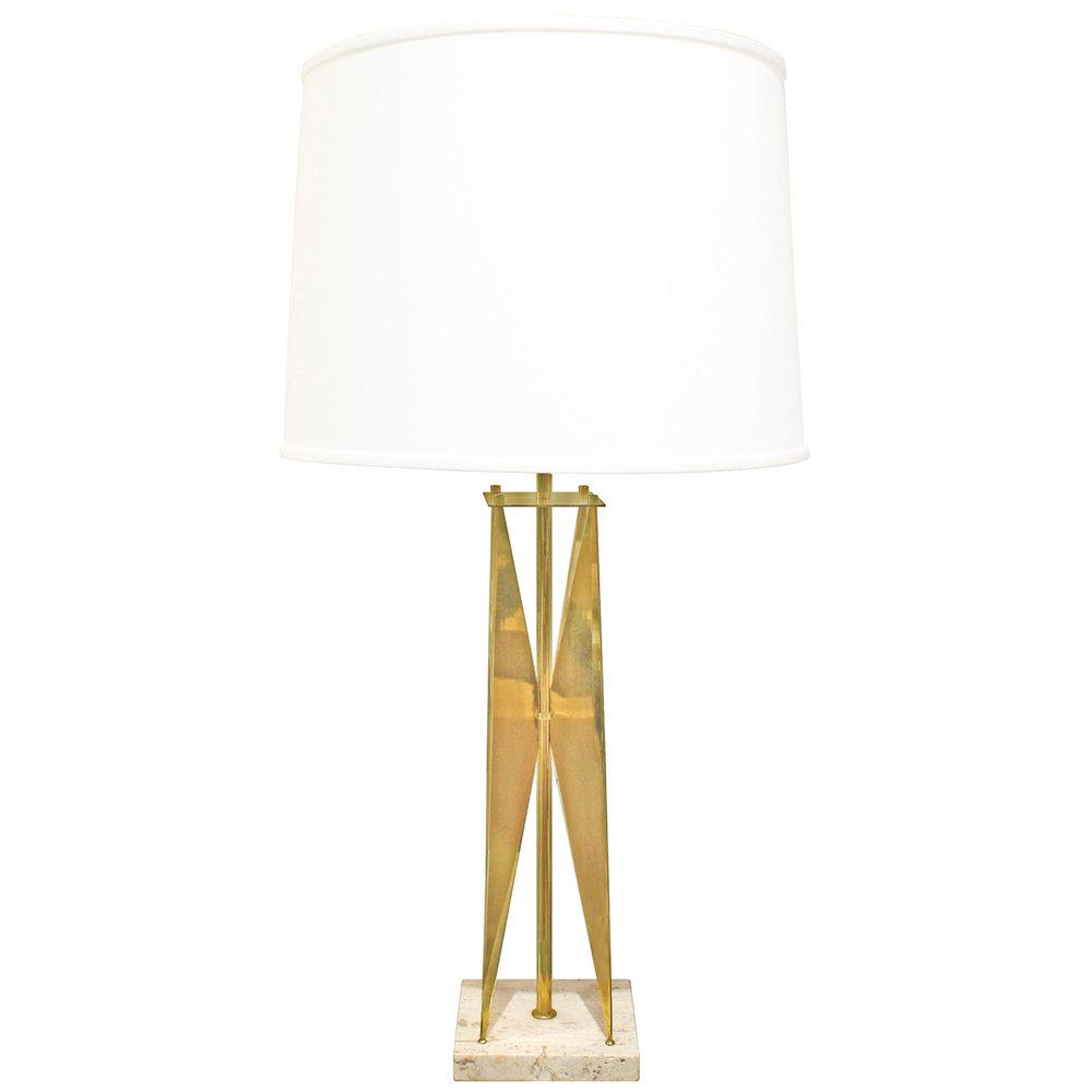 artists on lamp table lamps tripod thurston by artnet gerald