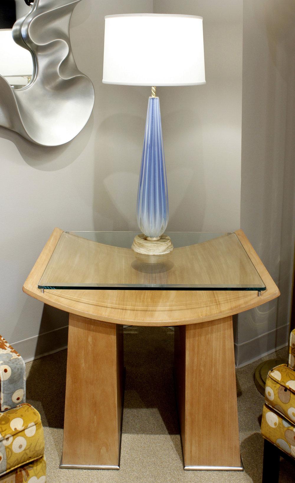 Seguso 35 blue channeled tablelamp241 atm.jpg