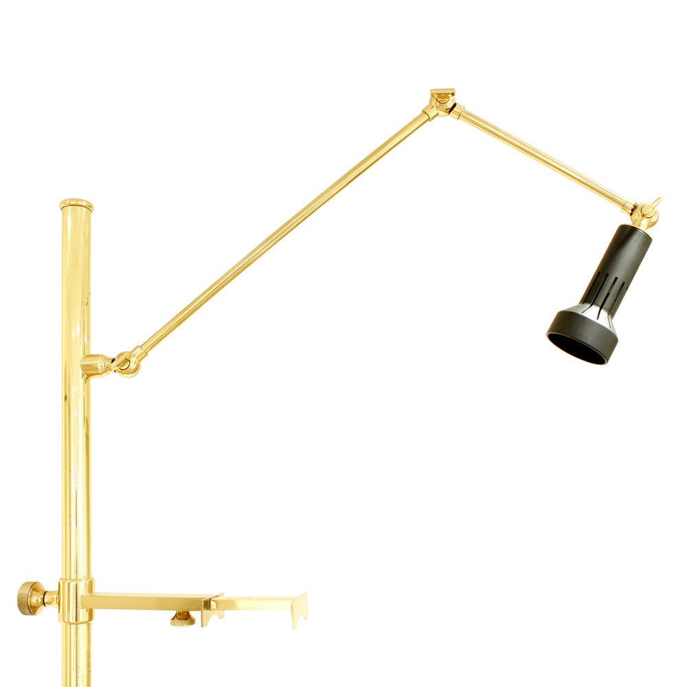 Arredoluce 85 brass picture holdr floorlamp151 top.jpg
