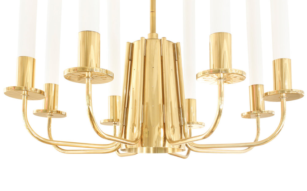 Parzinger 150 lrg 8 arm brass chandelier227 bottom.jpg
