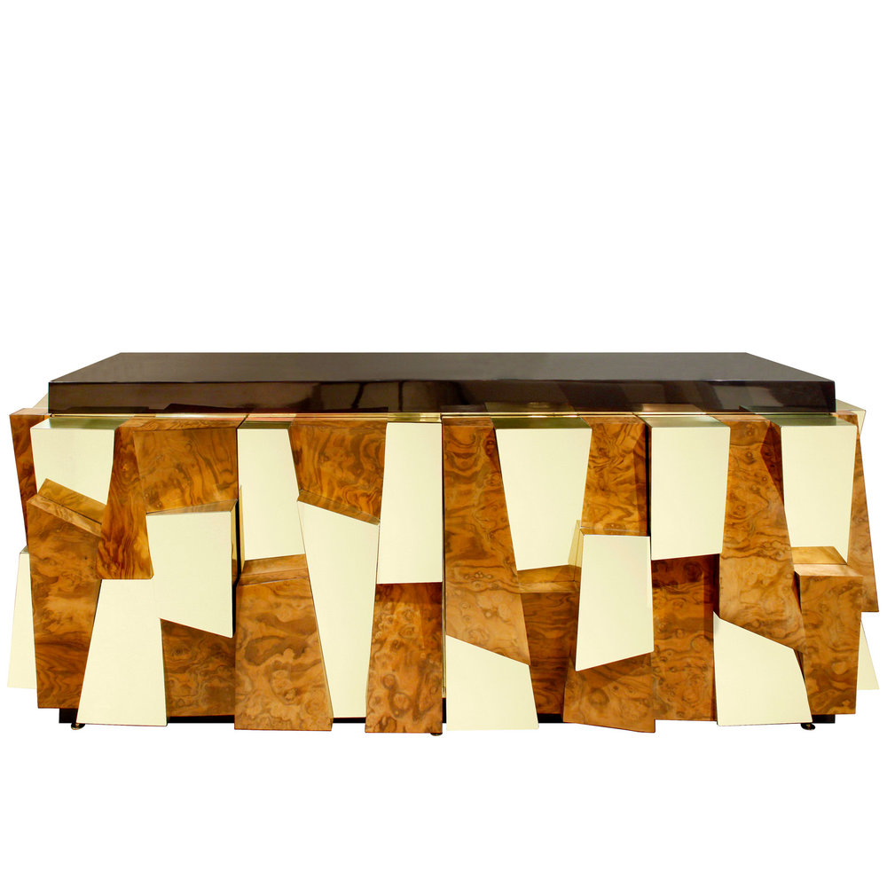 Evans 900 faceted burl+brass credenza61 main.jpg