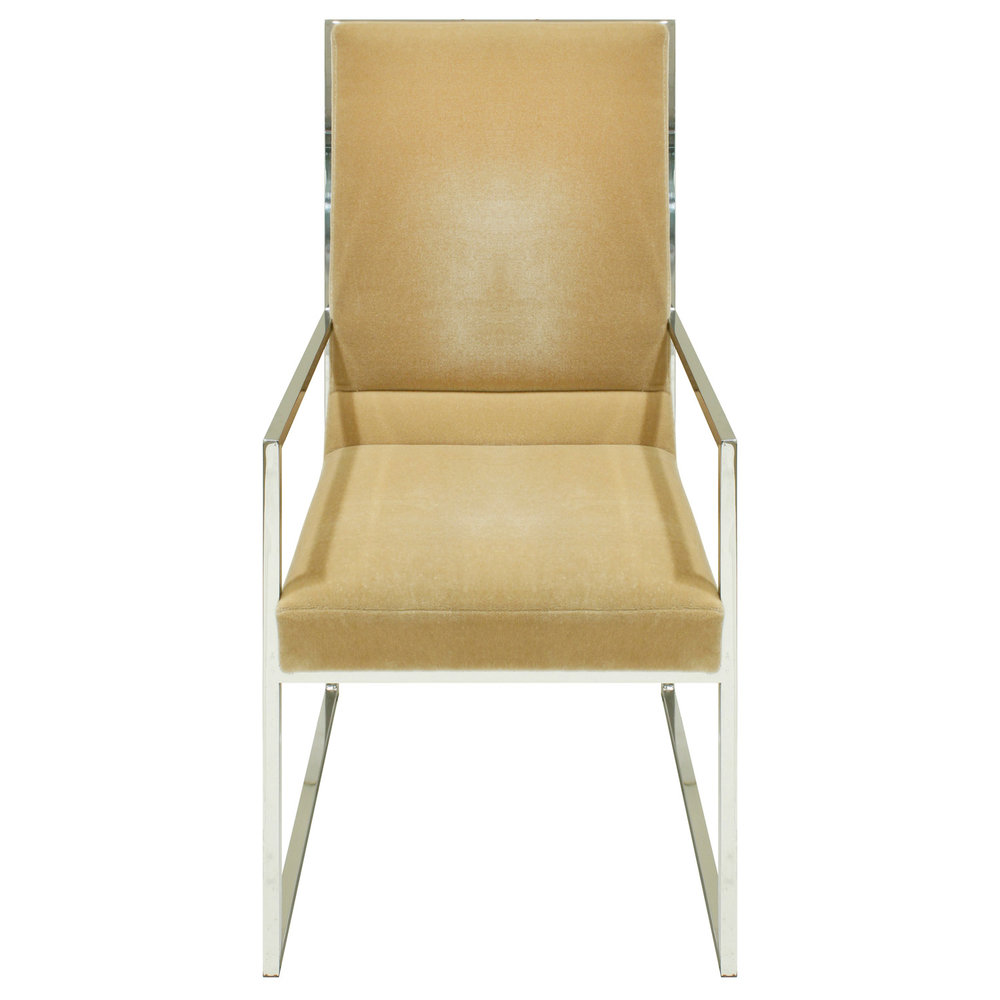 Baughman 150 set8 hiback chrome diningchairs181 arm fnt.jpg
