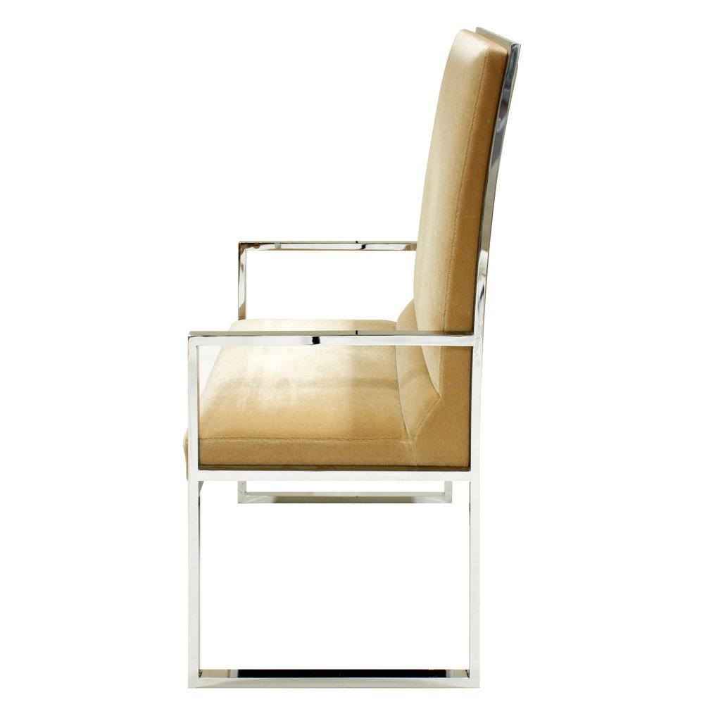 Baughman 150 set8 hiback chrome diningchairs181 arm sde.jpg