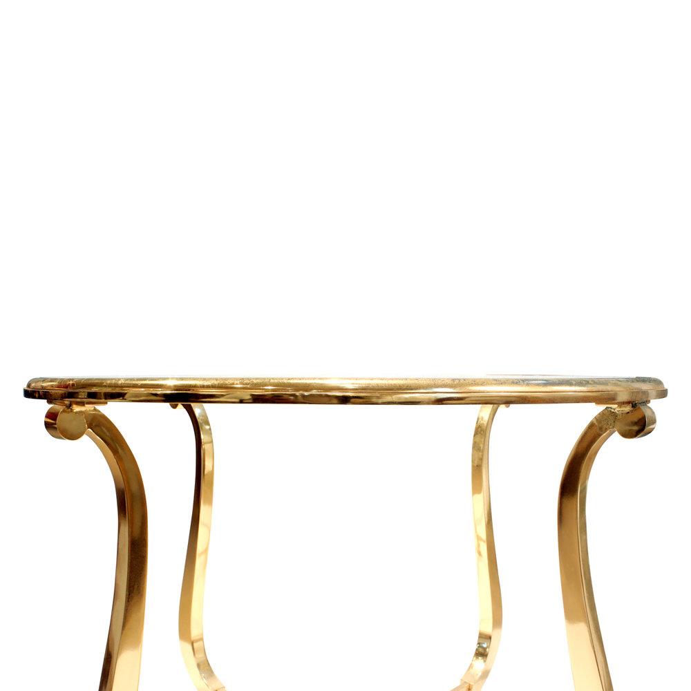 Paul M Jones 75 round brass+glass endtable171 dtl.jpg