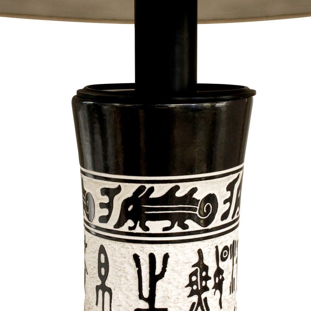 60s 55 lrg Asian hieroglyphic cer tablelamp244 dtl2.jpg