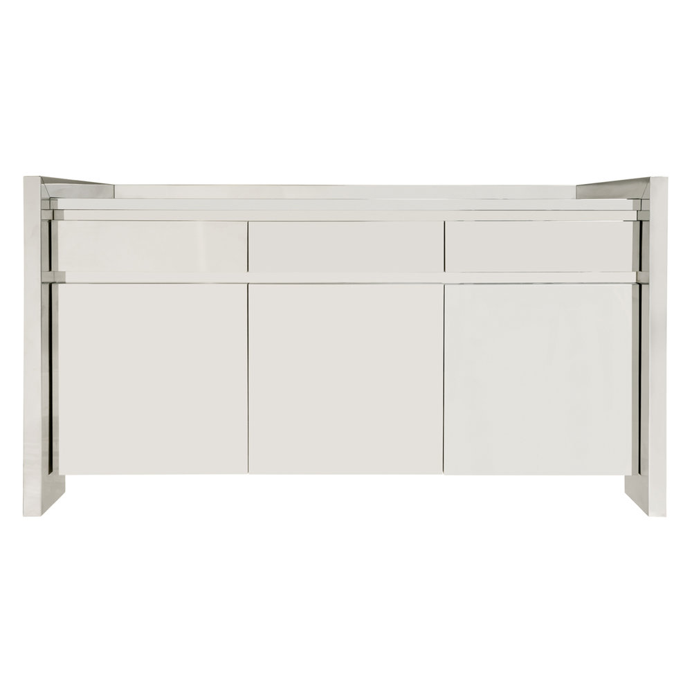 Springer 200 stainless steel 3 dr credenza62 main.jpg