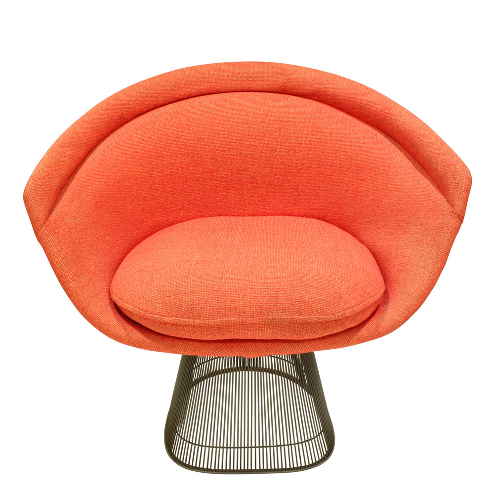 Warren Platner Multi Rod Design Lounge Chair 1960s   SOLD U2014 Lobel Modern NYC