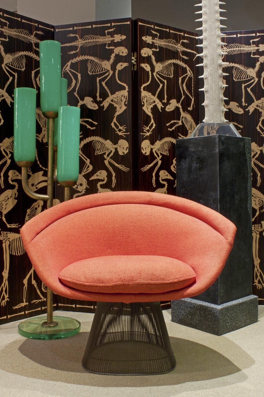 Platner 40 bronzed steel multirod loungechair96 atm.jpg