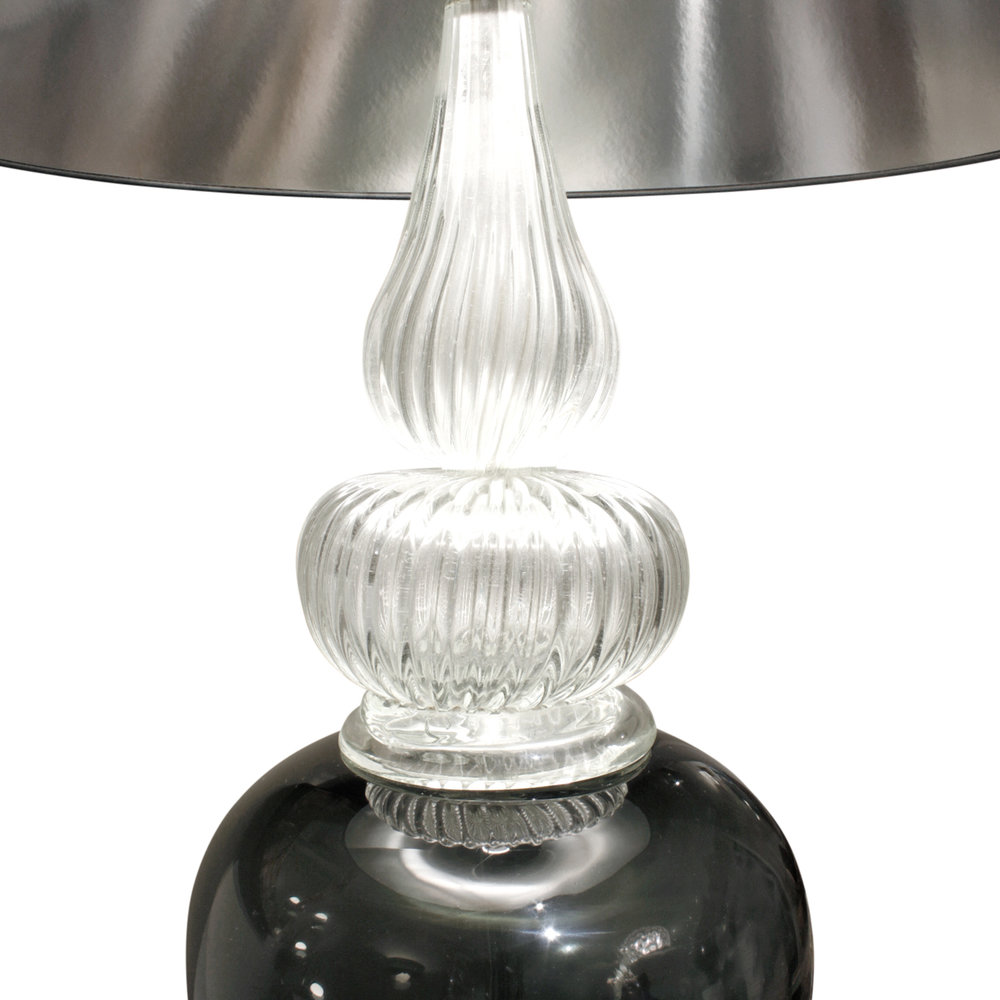 Austrian 35 smoke glass+clear neck tablelamp90 mid2.jpg