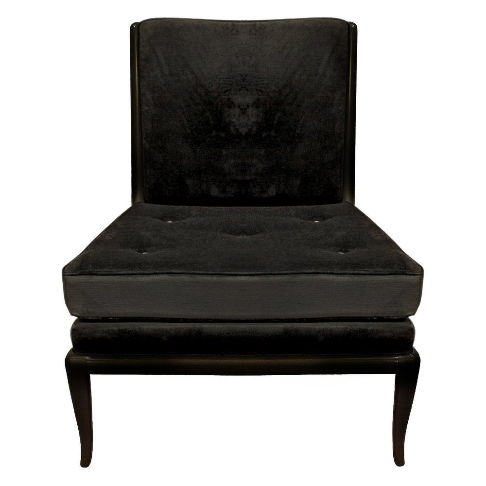 Gibbings 150 flare legs blk velvet slipperchairs39 frnt.jpg