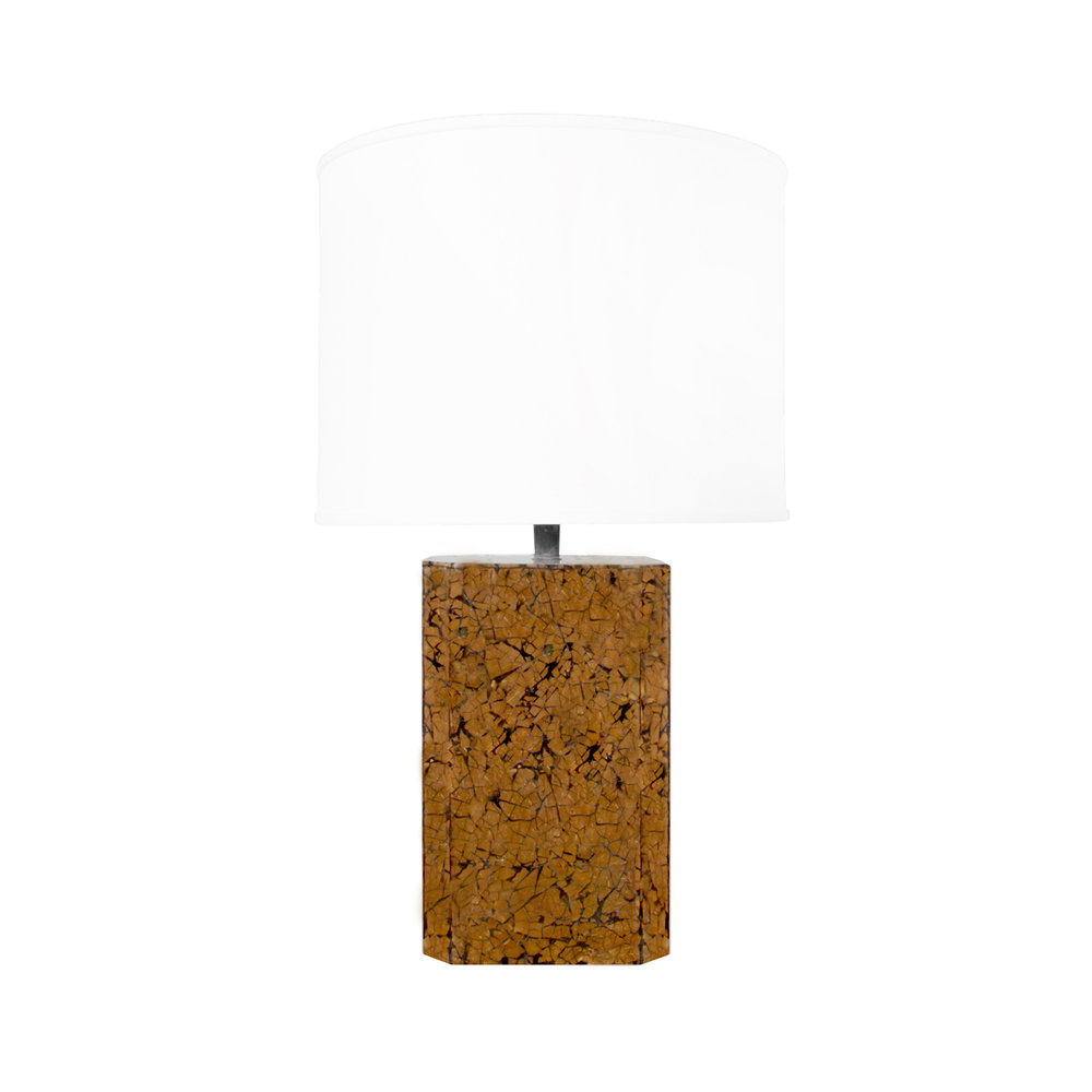70s 35 crushed coconut shells tablelamp98 main3.jpg