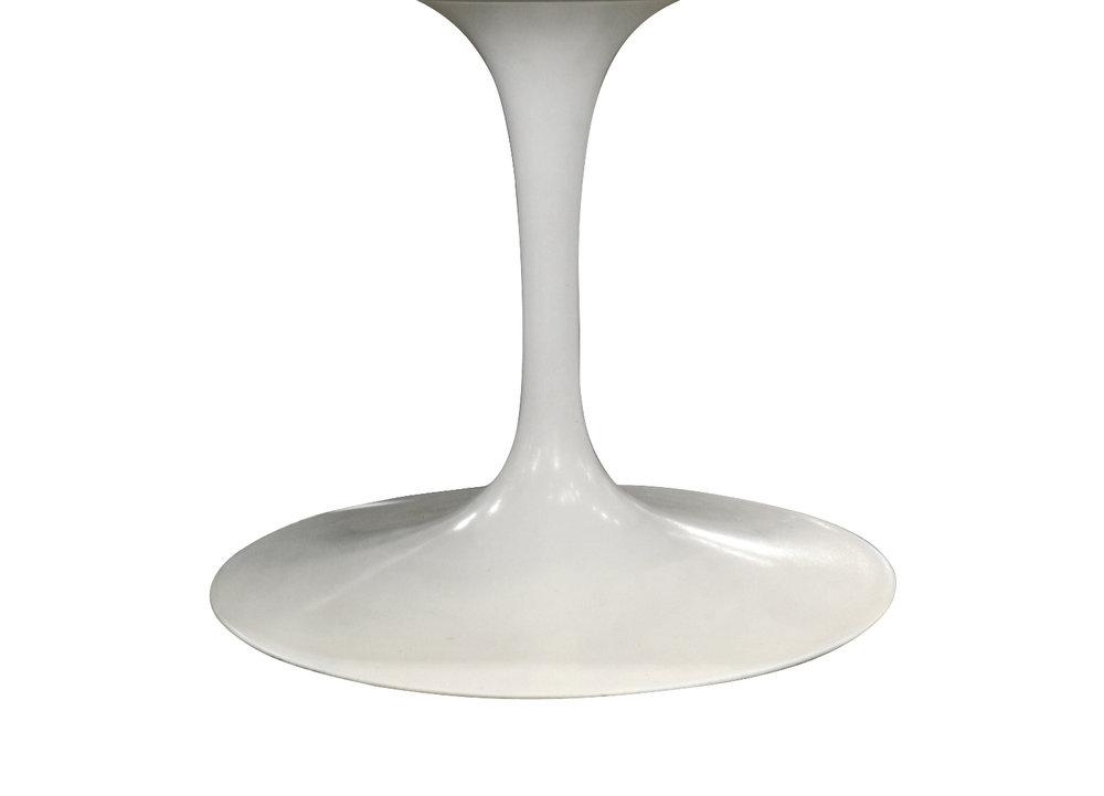 Saarinen 40 Tulip stool stool19 dtl2.jpg