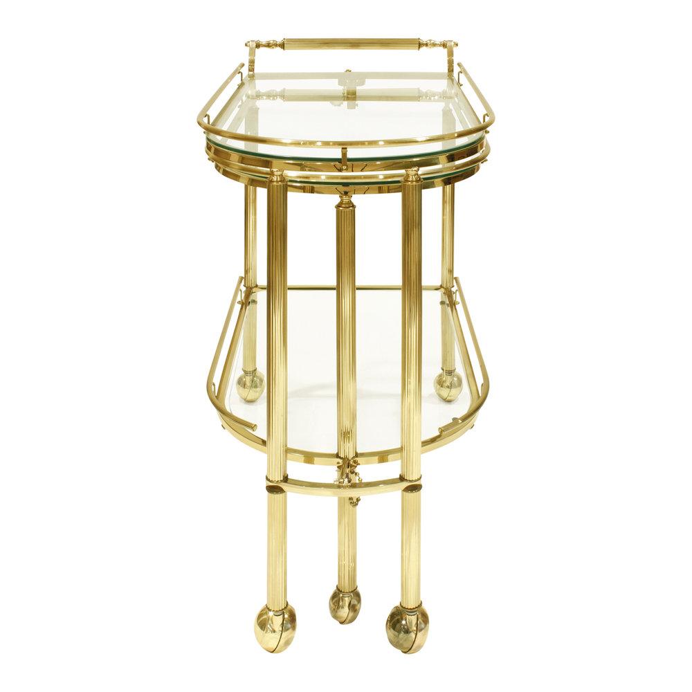 Paul Jones 35 brass+glass opens servingcart23 c fnt.jpg
