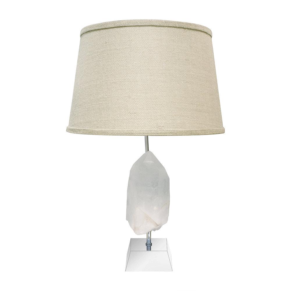 Springer 65 white quartz+nkl base tablelamp212  fnt.jpg
