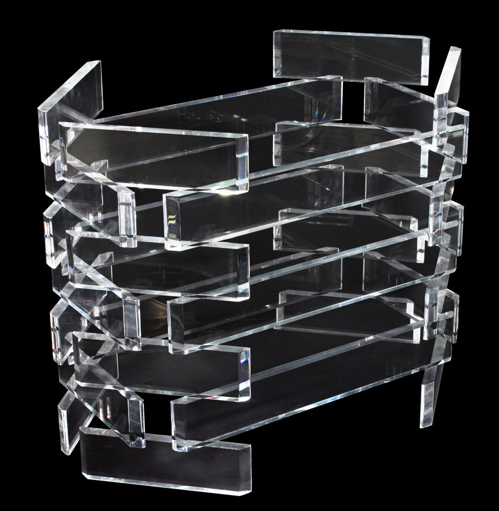 70's 95 stacked lucite blks+glass diningtable146 detail6 hires.jpg