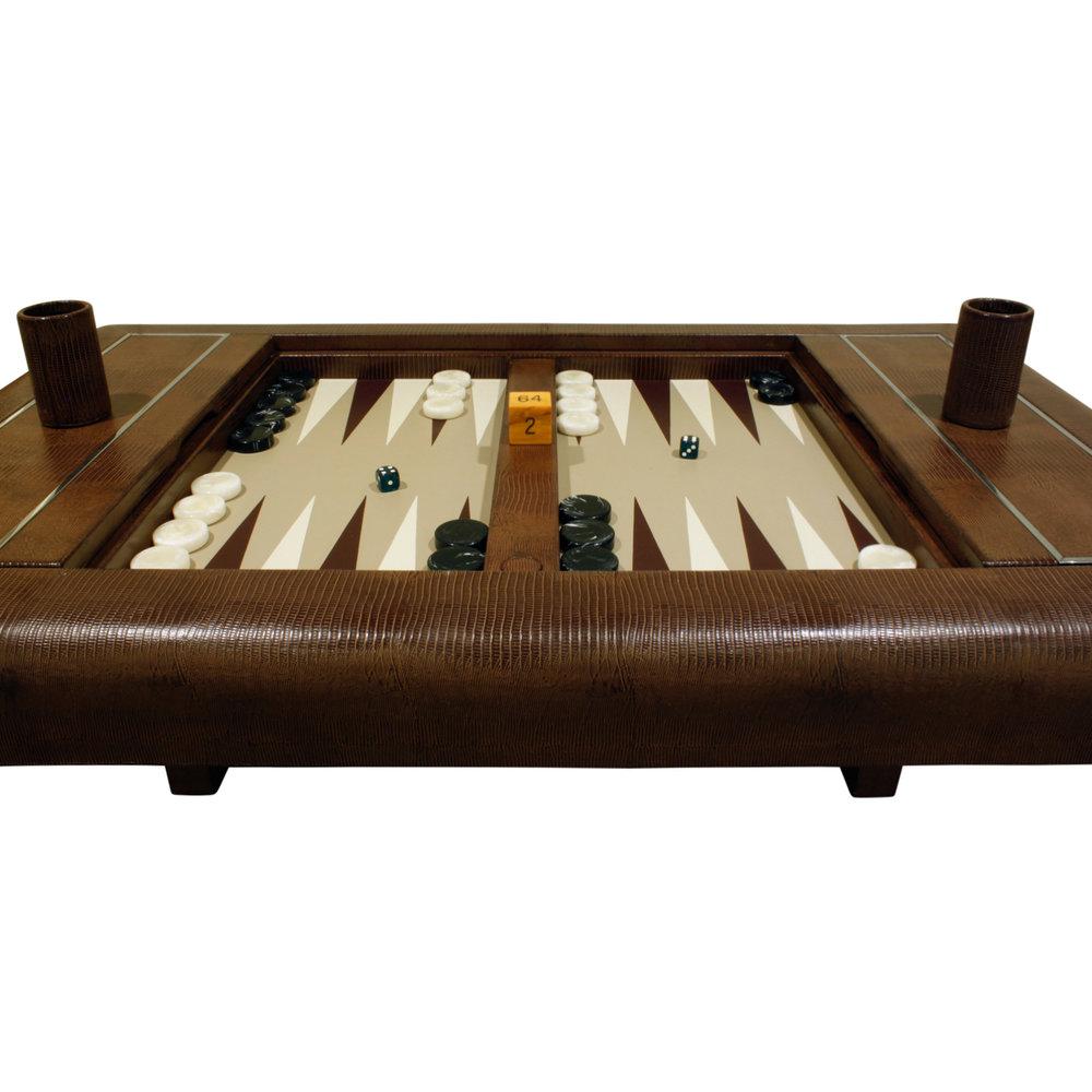 Springer 150 emb lizard backgammon gametable54 dtl4.jpg