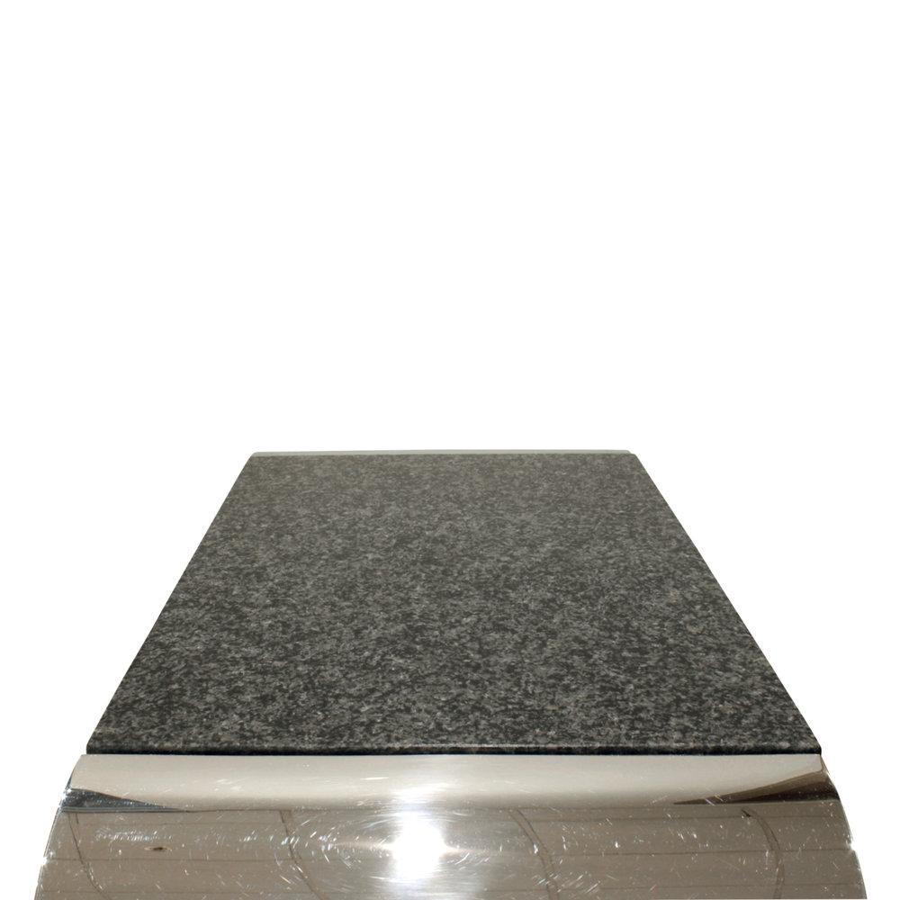 Brueton 55 SS+marble endtable179 dtl3.jpg