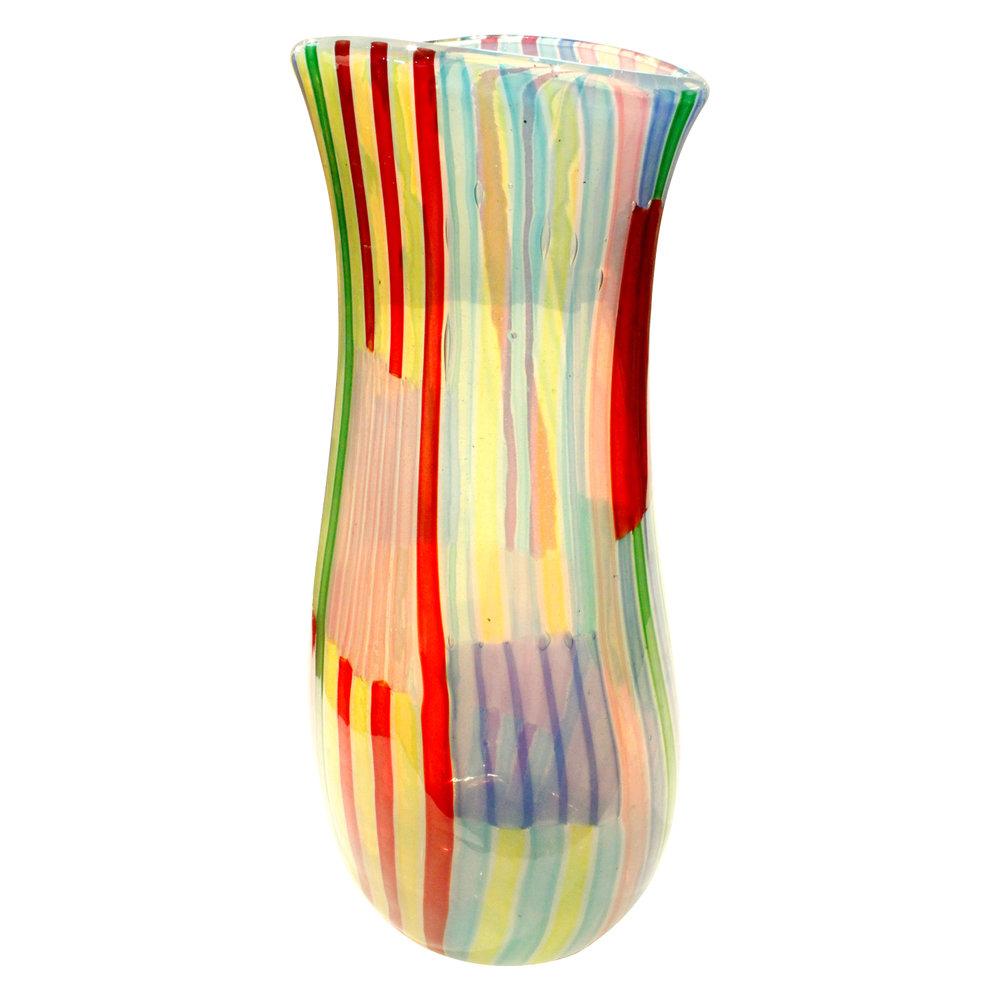 Fuga 250 lrg colorful rod Bandiere vase fuga100 angl.JPG