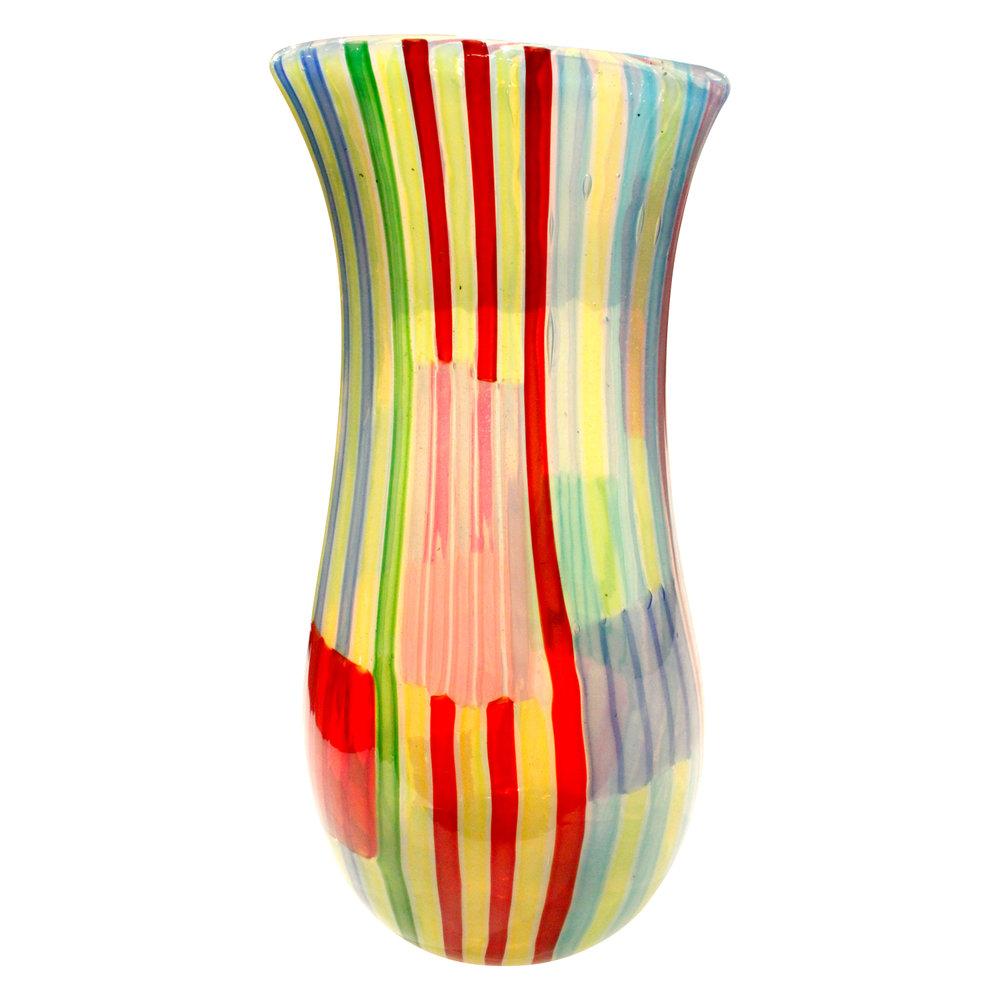 Fuga 250 lrg colorful rod Bandiere vase fuga100 main.JPG