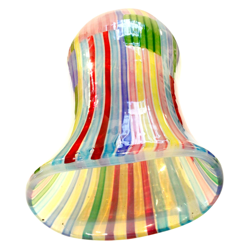 Fuga 250 lrg colorful rod Bandiere vase fuga100 top.JPG