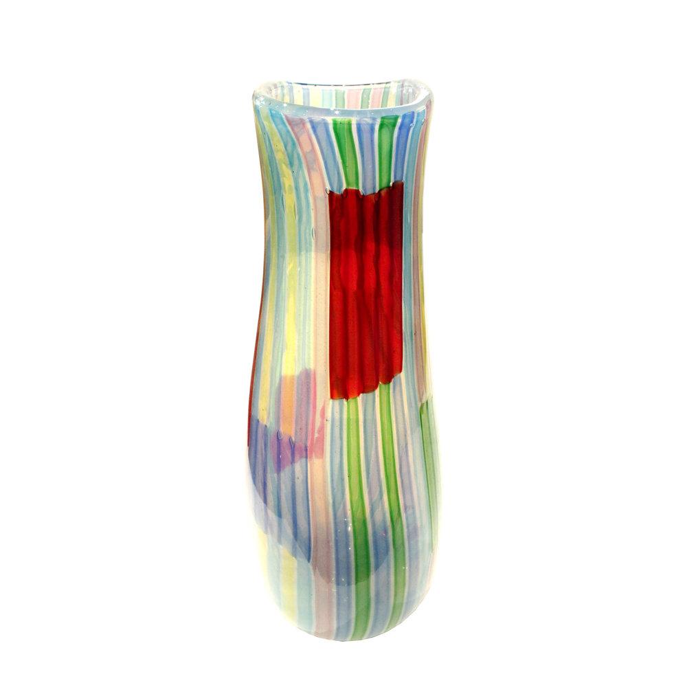 Fuga 250 lrg colorful rod Bandiere vase fuga100 sde.JPG