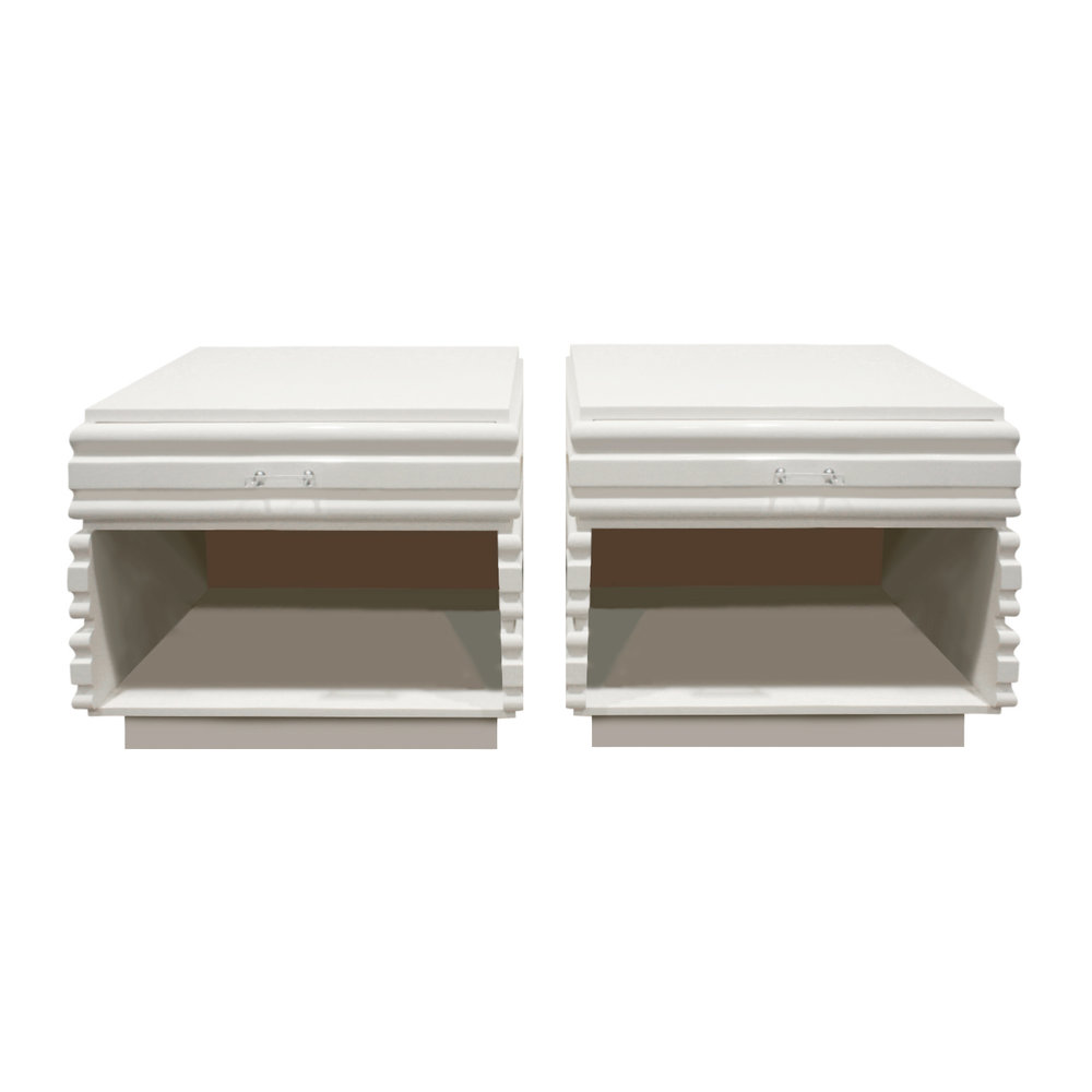 70s 65 white sculpted lucitepulls nightstands111 main2.jpg