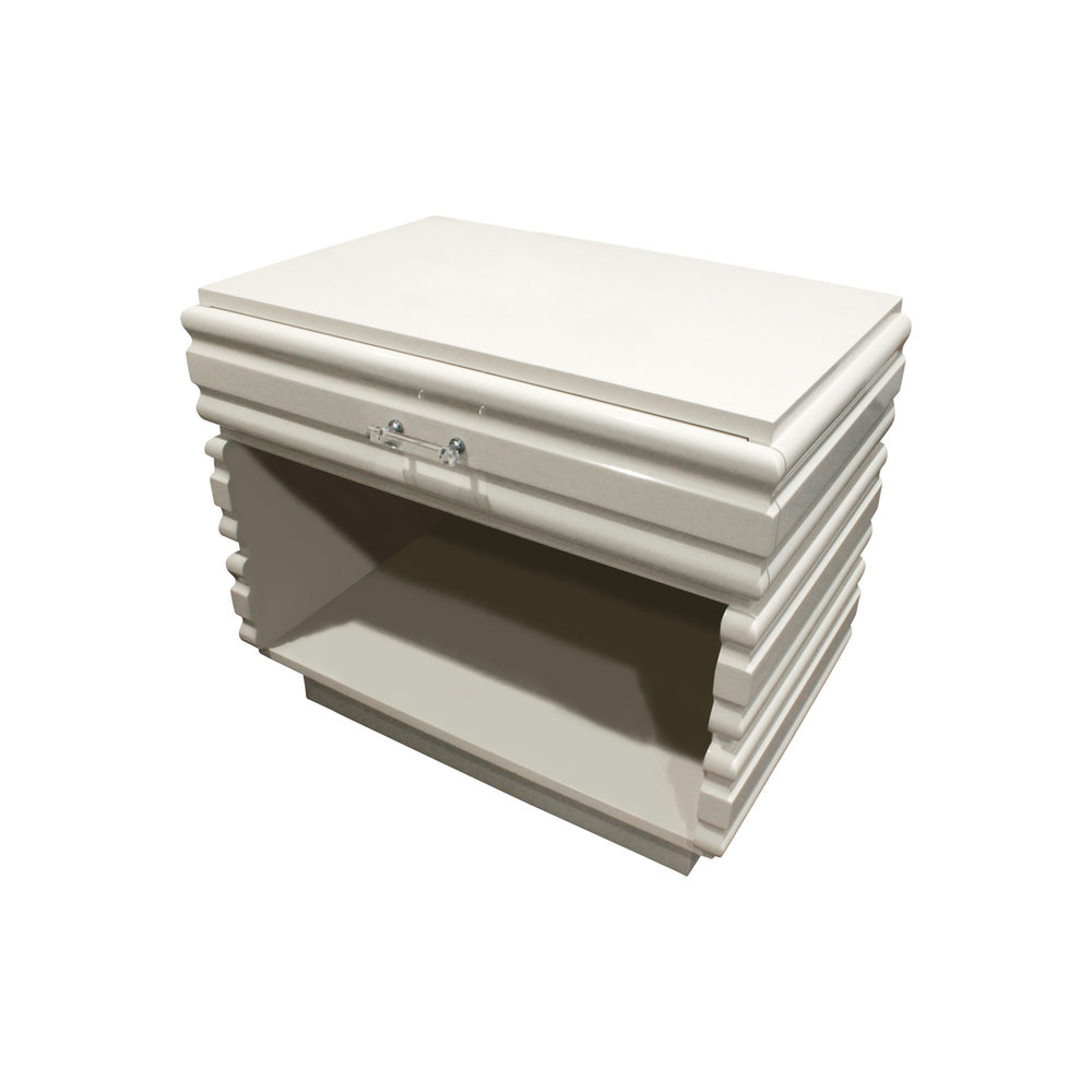 70s 65 white sculpted lucitepulls nightstands111 angl.JPG