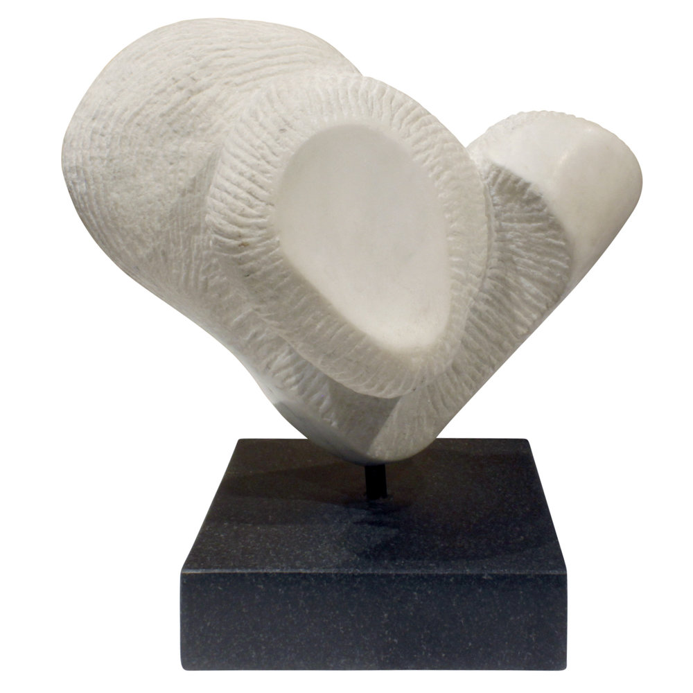 Feinberg 75 Stretto Vermont Marble sculpture120 .jpg
