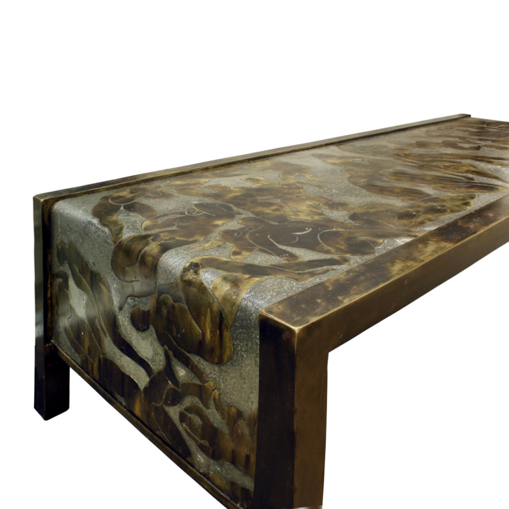 LaVerne 450 Bathers Waterfall Coffee Table dtl.jpg