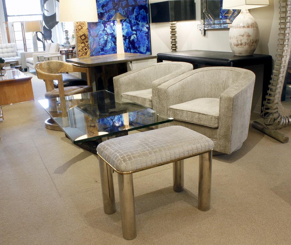 Springer 55 round stainless legs bench140 atm.jpg