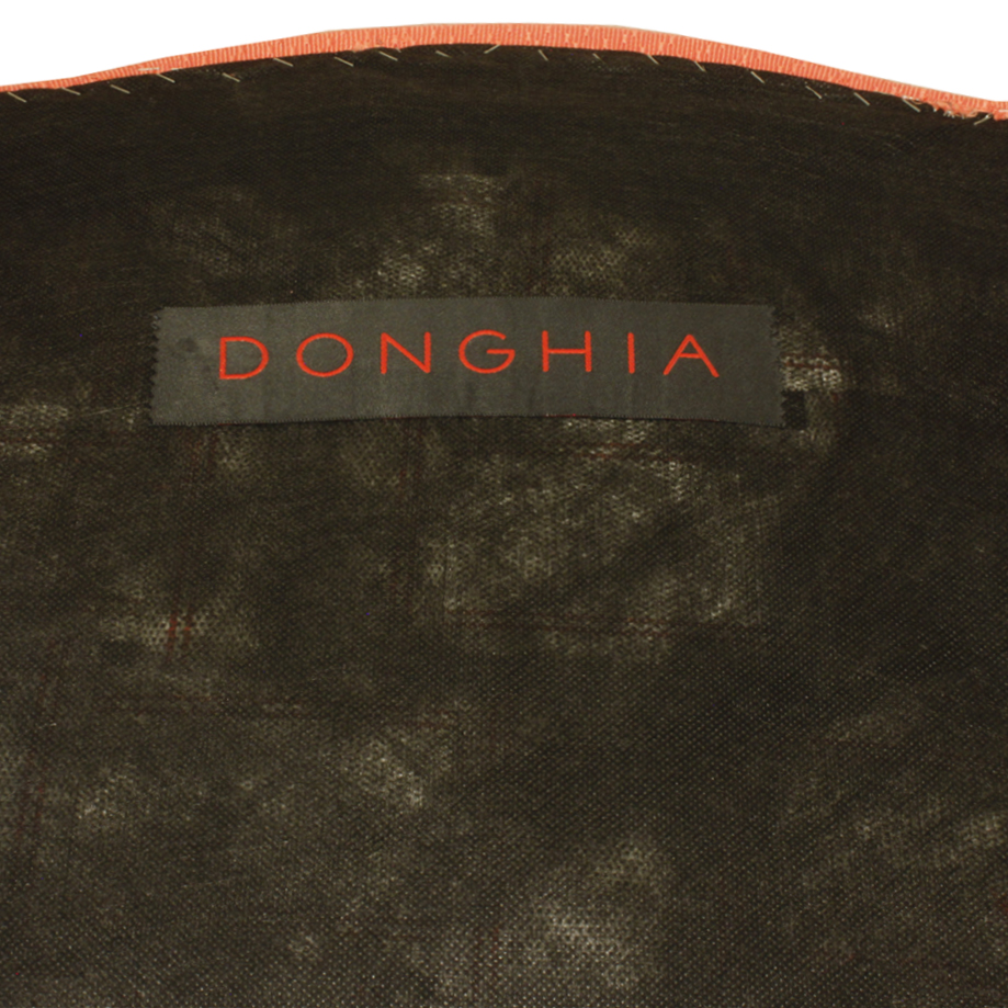 Donghia 120 set of 10 salmon pink diningchairs185 lbl.JPG
