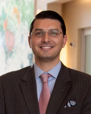 Lu Alleruzzo, MBA  COO & President