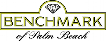 Benchmark of Palm Beach