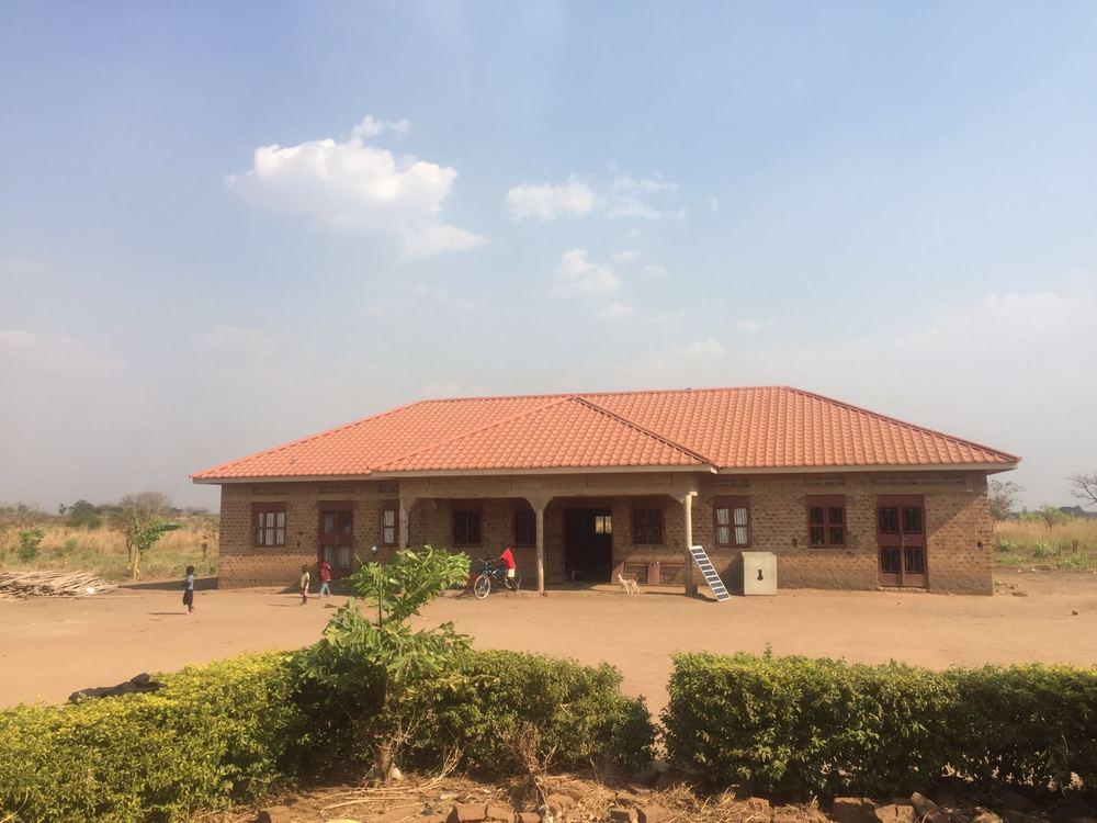 Dormitory Building
