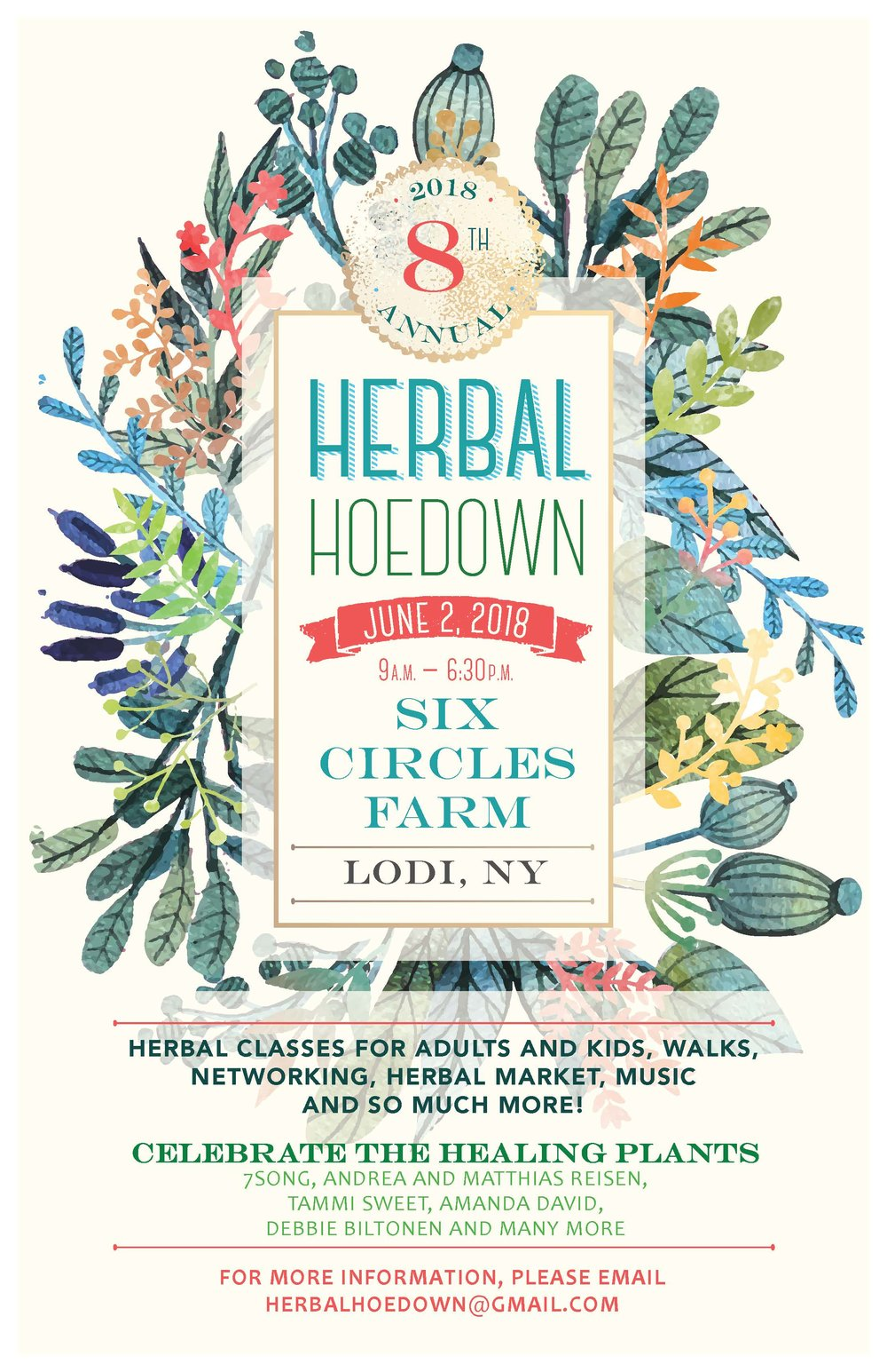 Join us June 2nd! - We'll be teaching a workshop entitled, INVASIVES : Plants, Boundaries and MedicineFor the full lineup and all the details on this great one day Herbal event, visit https://m.facebook.com/events/1987189561609025and to register for the day, visit https://docs.google.com/forms/d/e/1FAIpQLSfX_ADx86kfEGRMYNktjhOGDVvHwYHfpTSURCowgZ-uOywdKA/viewform