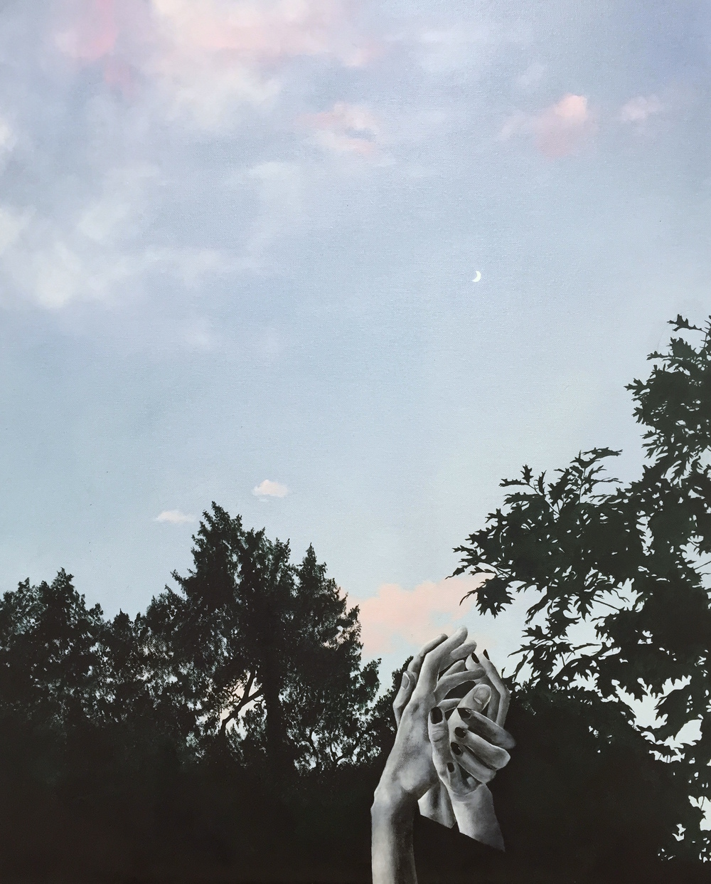 Moon (for Hannah)