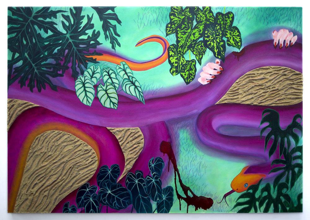 Untitled (Snake)