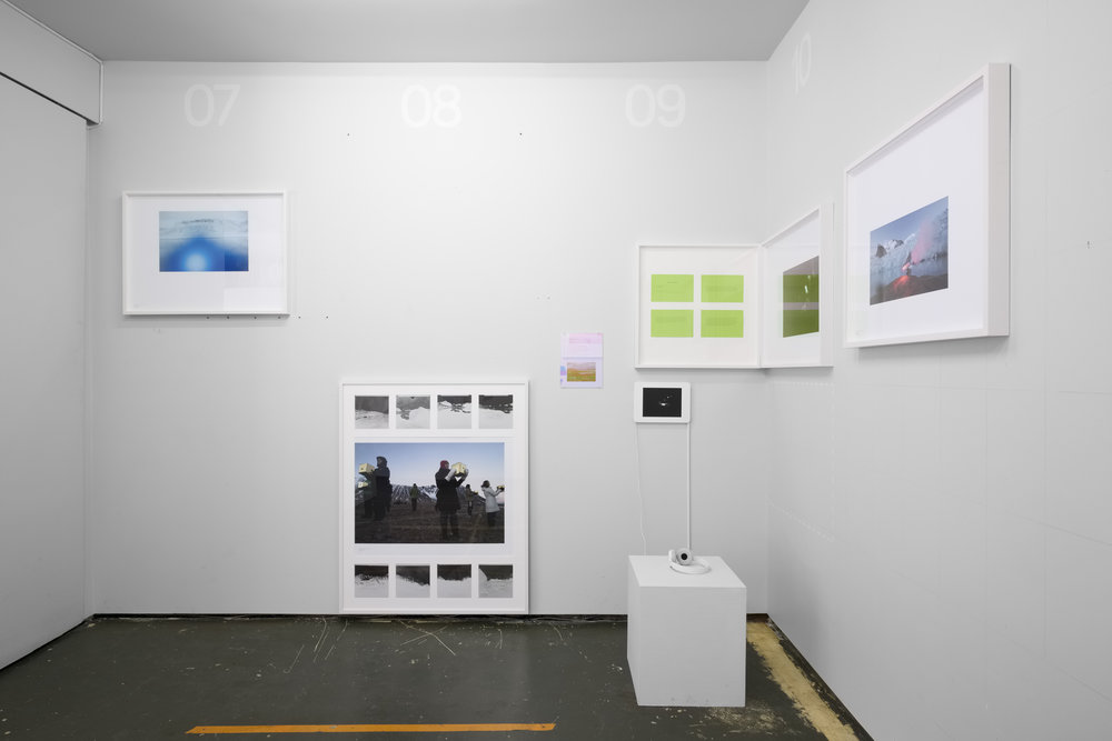 Exhibition vide, Wong Kit Yi, Futures, Again, Photo: Sebastian Bach, Courtesy P!