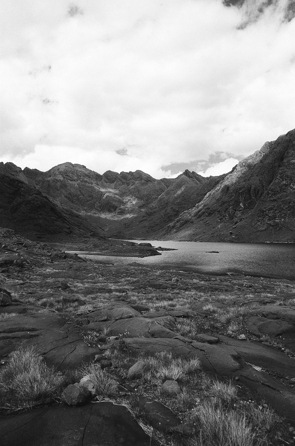 KYlie White,  Black Cuillin,    Loch Coruisk,   2017.   Image Courtesy of the Artist