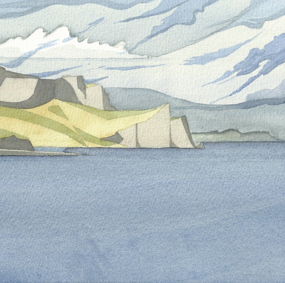 kylie white, F lodigarry, from Staffin Bay,  2017.    Image courtesy of the artist
