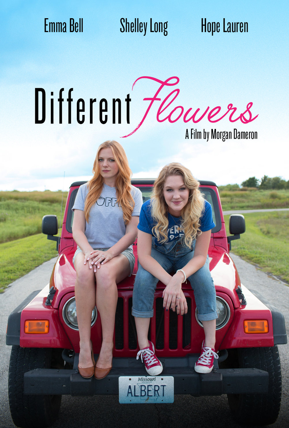 Different Flowers Movie Poster