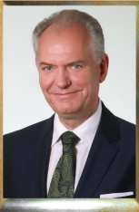 Bergmann Péter - Tulajdonos, ügyvezető