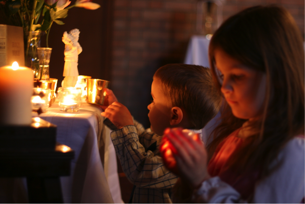 Liturgy of Light for Children — Church of the Good Shepherd