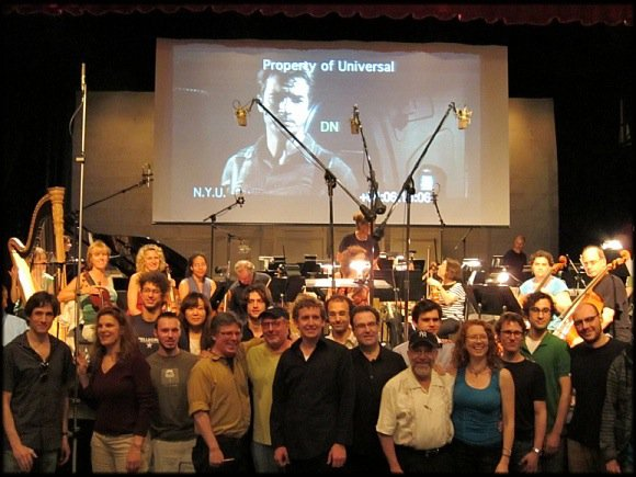 NYU/ASCAP Film Scoring Workshop
