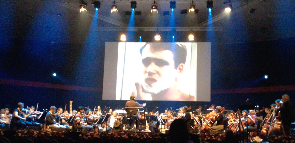 Brussels Philharmonic @ World Soundtrack Awards 2013