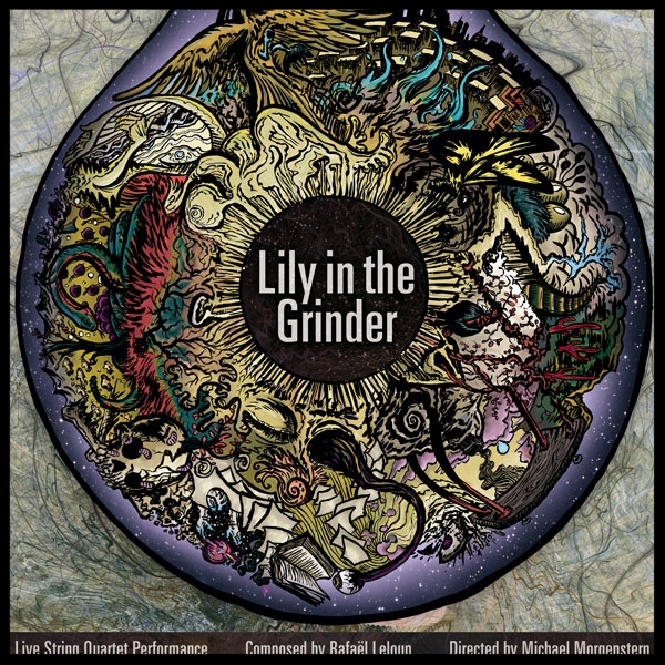 Lily In The Grinder  - iTunes/Spotify/Amazon HBO Project Greenlight Finalist