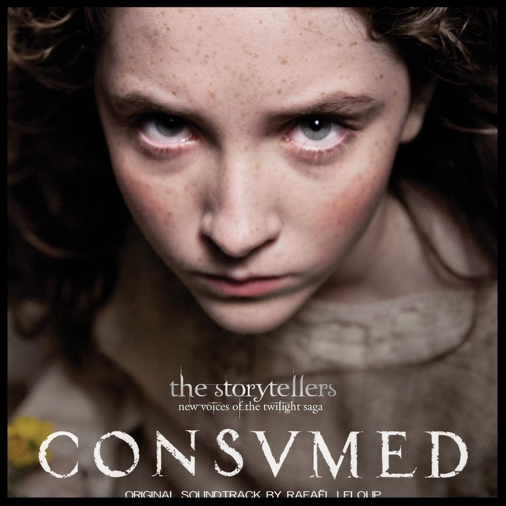 Consumed  - Bandcamp/Spotify/Apple/Amazon Film produced by Lionsgate for the Twilight Saga