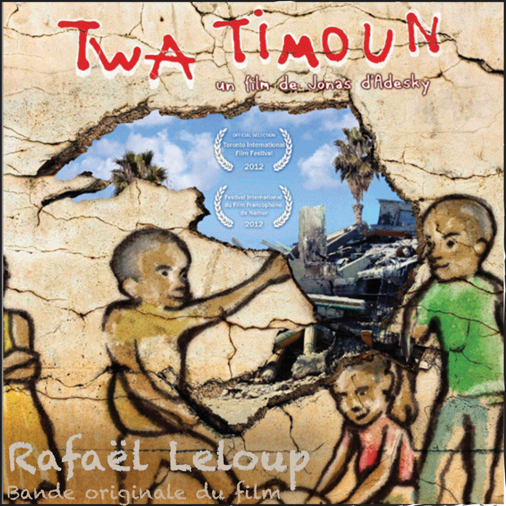 Twa Timoun  - Bandcamp/Spotify/Apple/Youtube Official Selection of Berlinale & Toronto Intl Film Festival