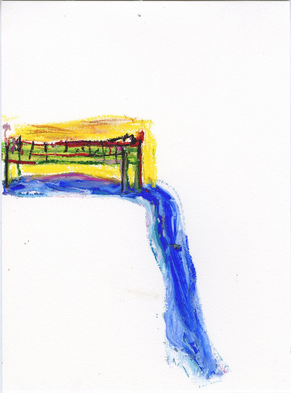 A Ponte do Rio que Cai